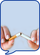 image of two cigarettes