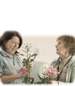 image of dementia services